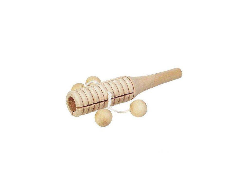 Zvukový hudební nástroj