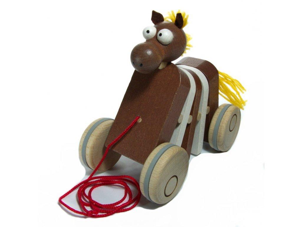 Tahací kůň - klapací