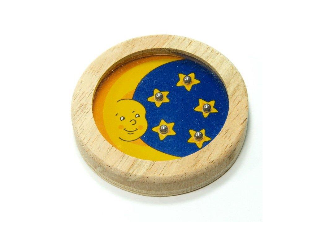 032 - balancovník - Měsíc a hvězdy