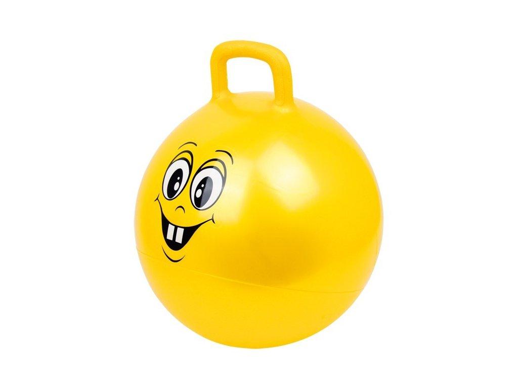 """Skákací míč """"Q"""""""