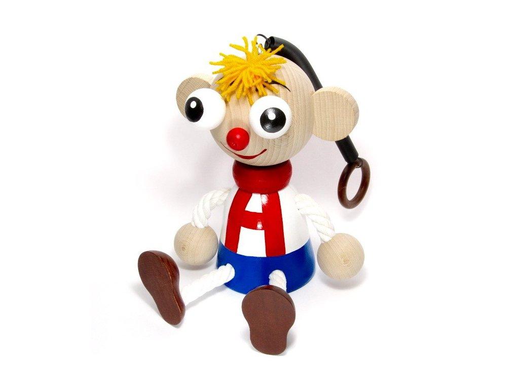 Hurvínek na pružině - Maxi figurka