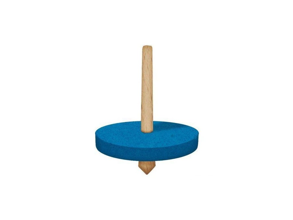 Kamenná káča - modrá