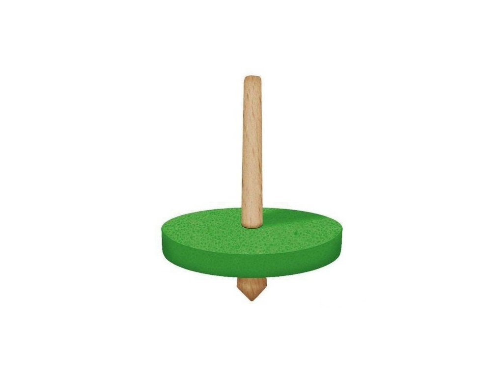 Kamenná káča - zelená