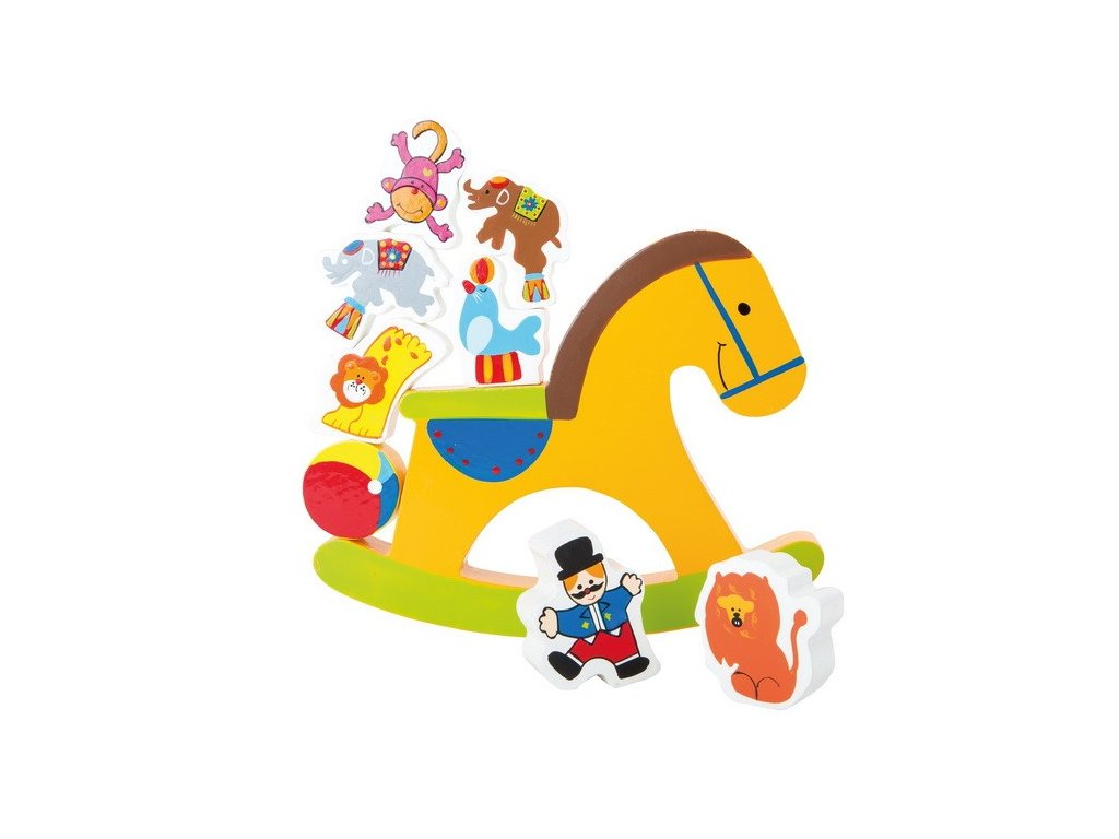 Dovednostní hra – Balancující kůň