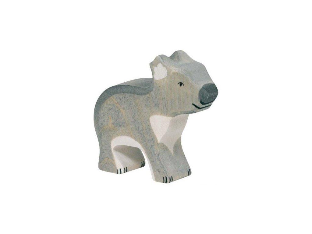 Koala – dřevěné zvířátko