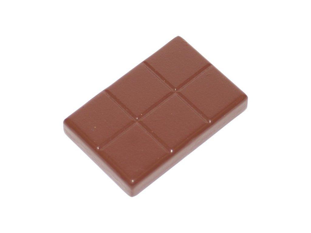 Čokoláda mléčná - dřevěná