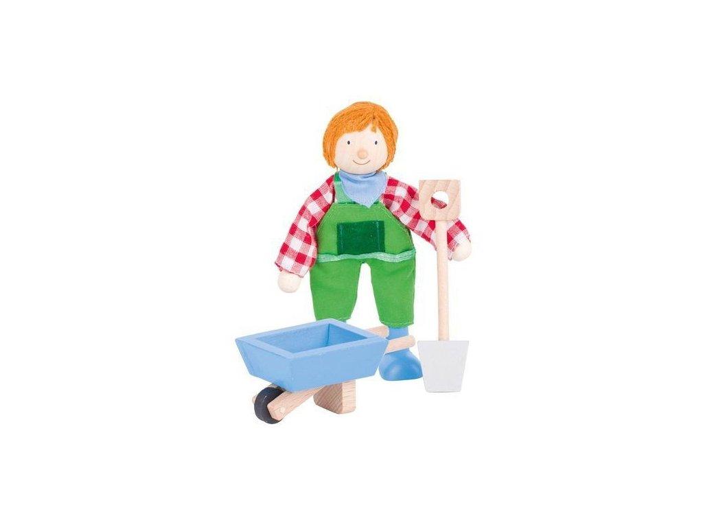 Panenka do domečku – farmář
