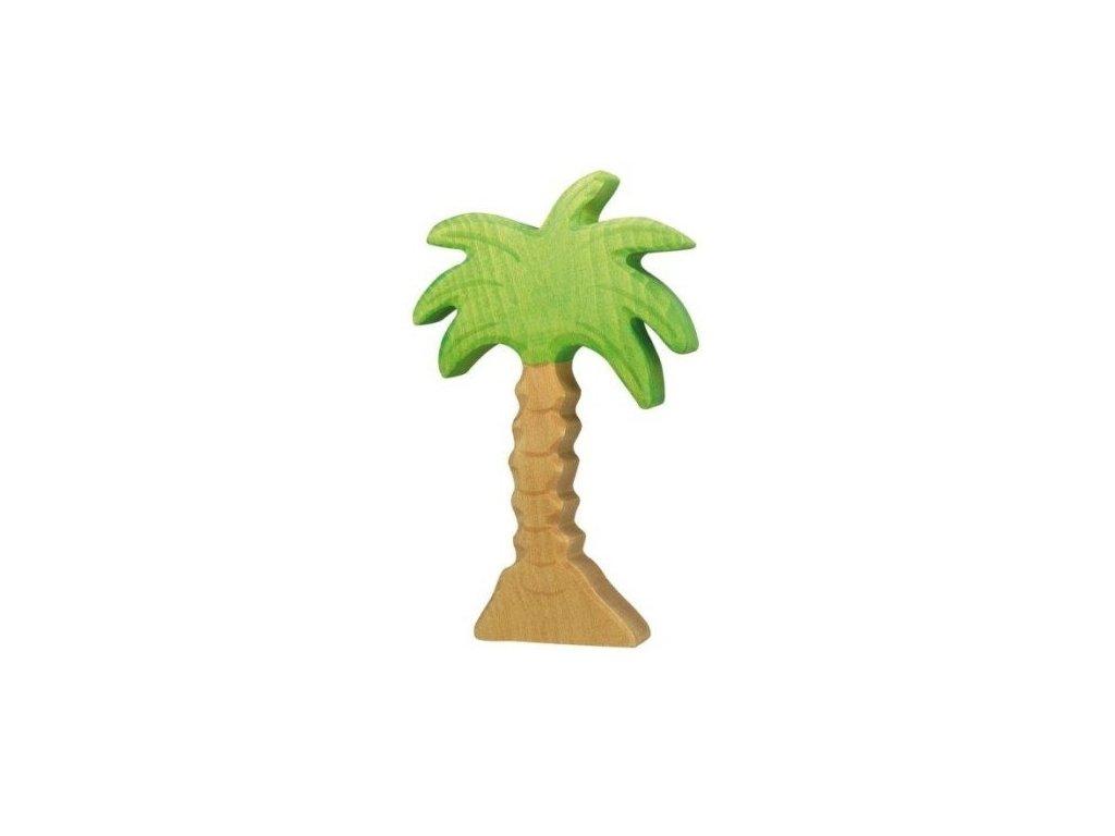 Palma velká – vyřezávaná dřevěná hračka