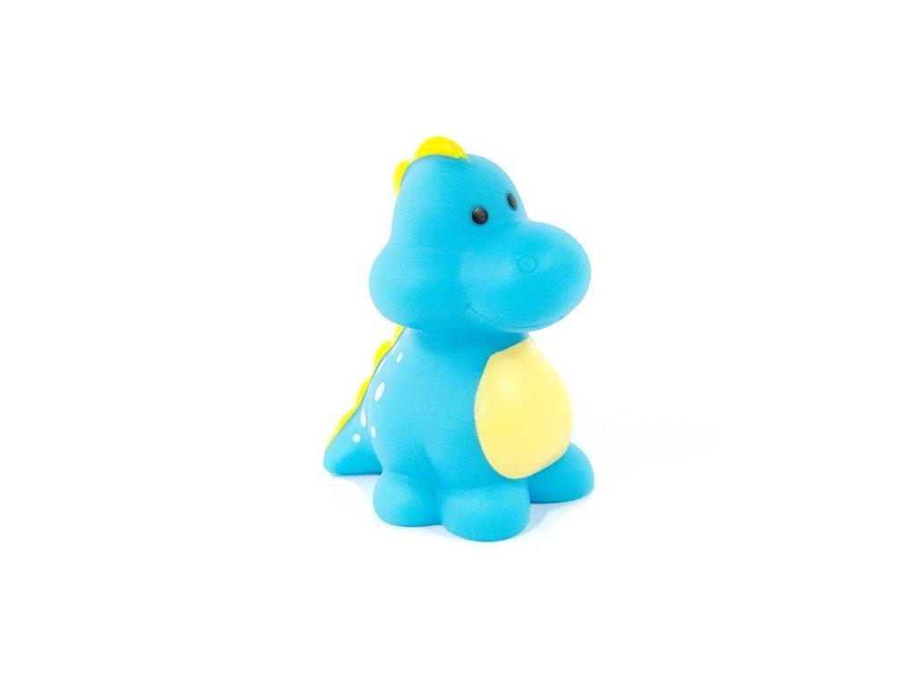 Dinosaurus do vody - modrý
