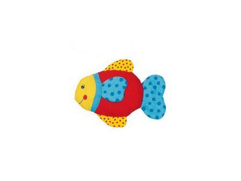 Rybka šustící - červená