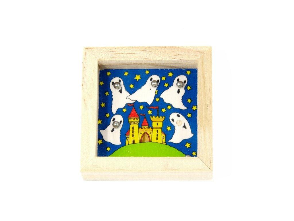 Balancovník - Duchové na hradě