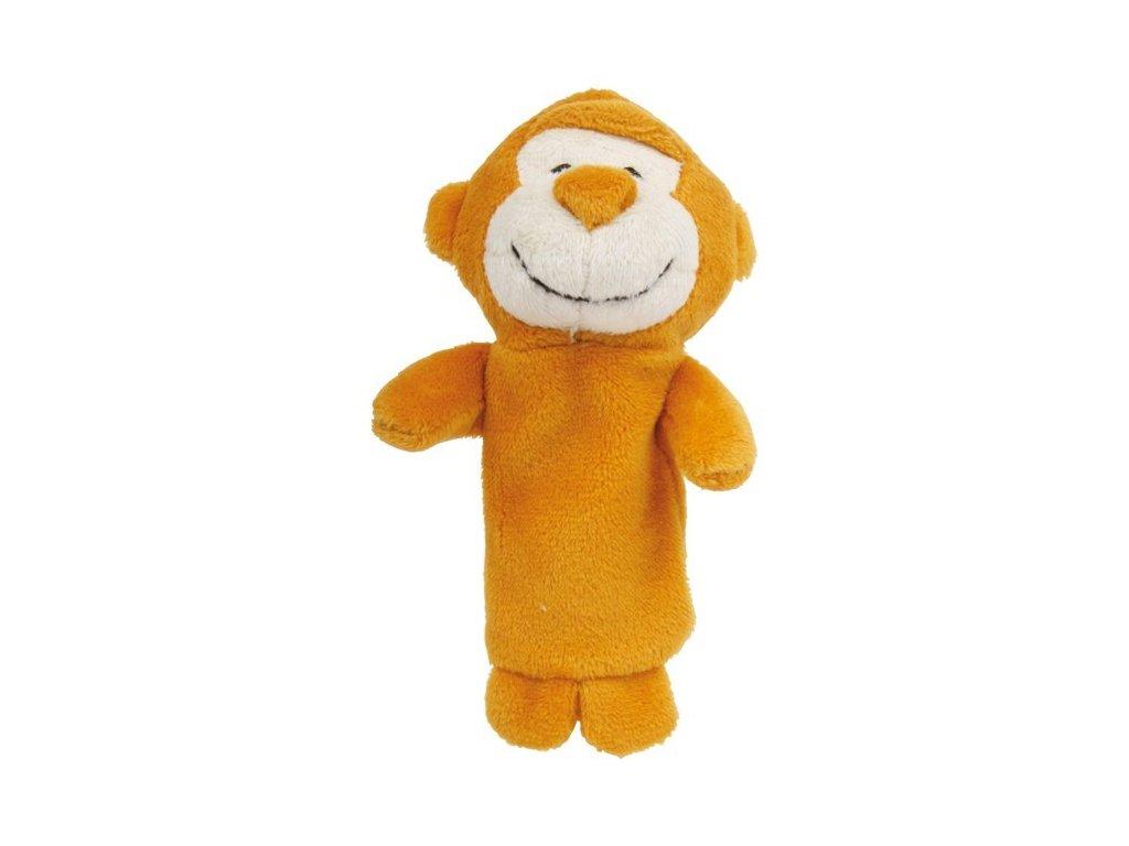 024 - Opička - prstový maňásek