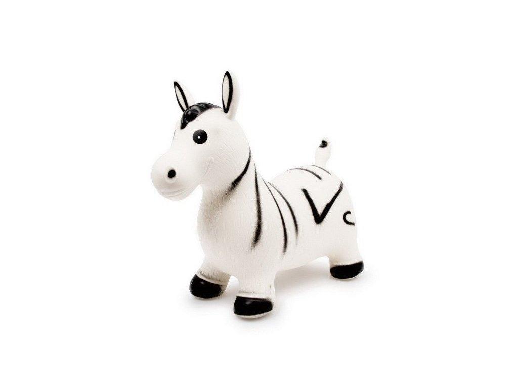 Zebra - skákací
