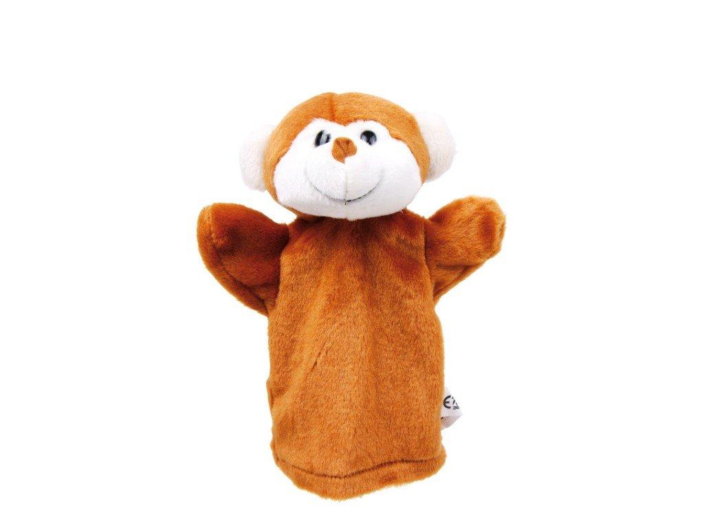 025 - Opička - maňásek na ruku