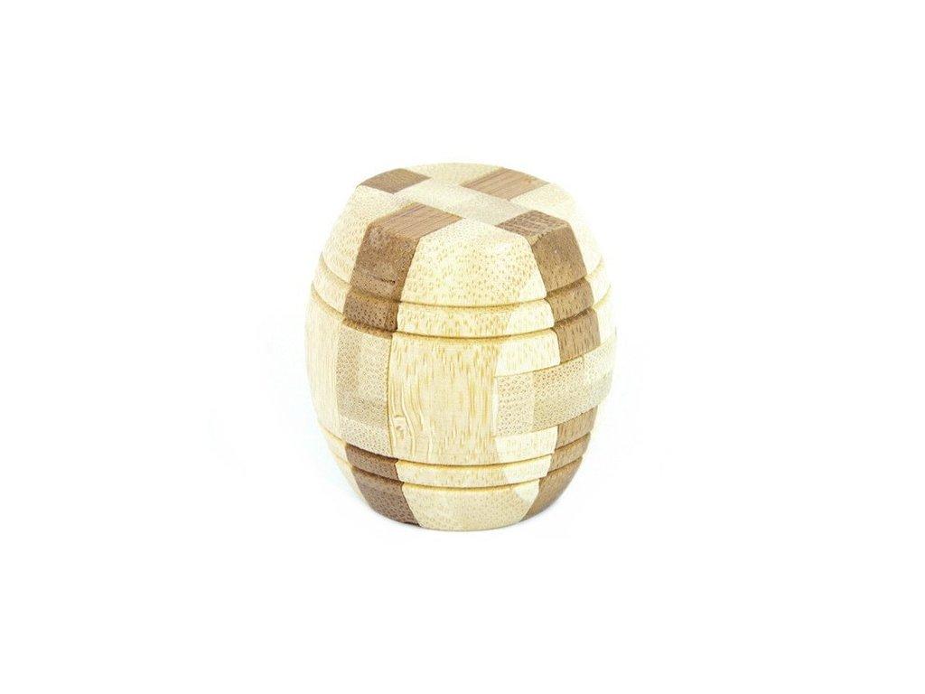 Soudek - hlavolam z bambusu