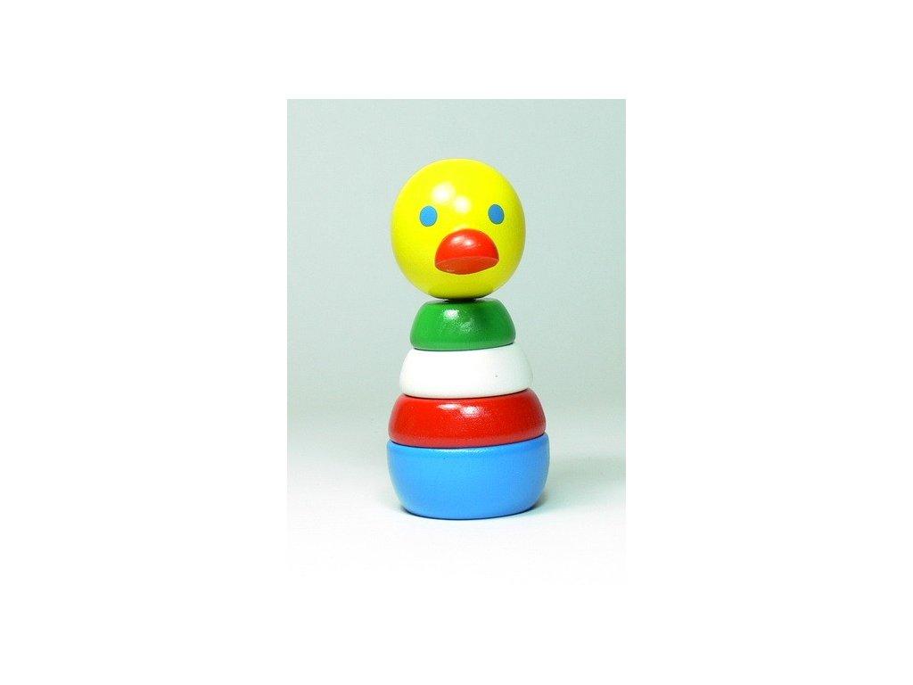 Kačenka - skládačka malá barevná