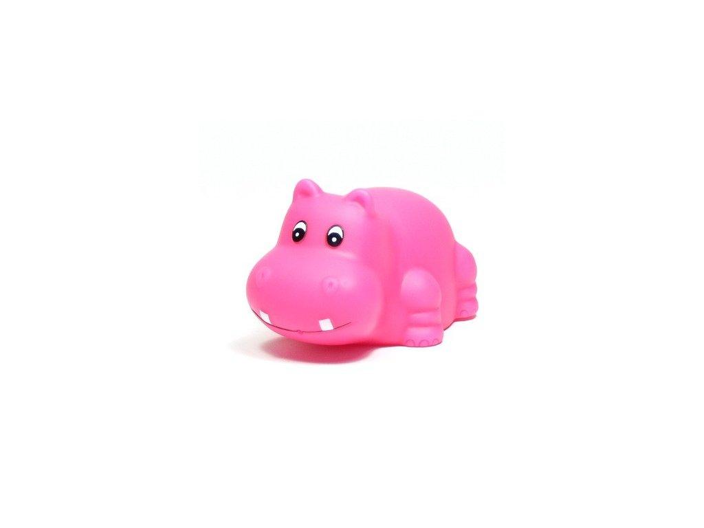 Zvířátko do vody - Hroch růžový