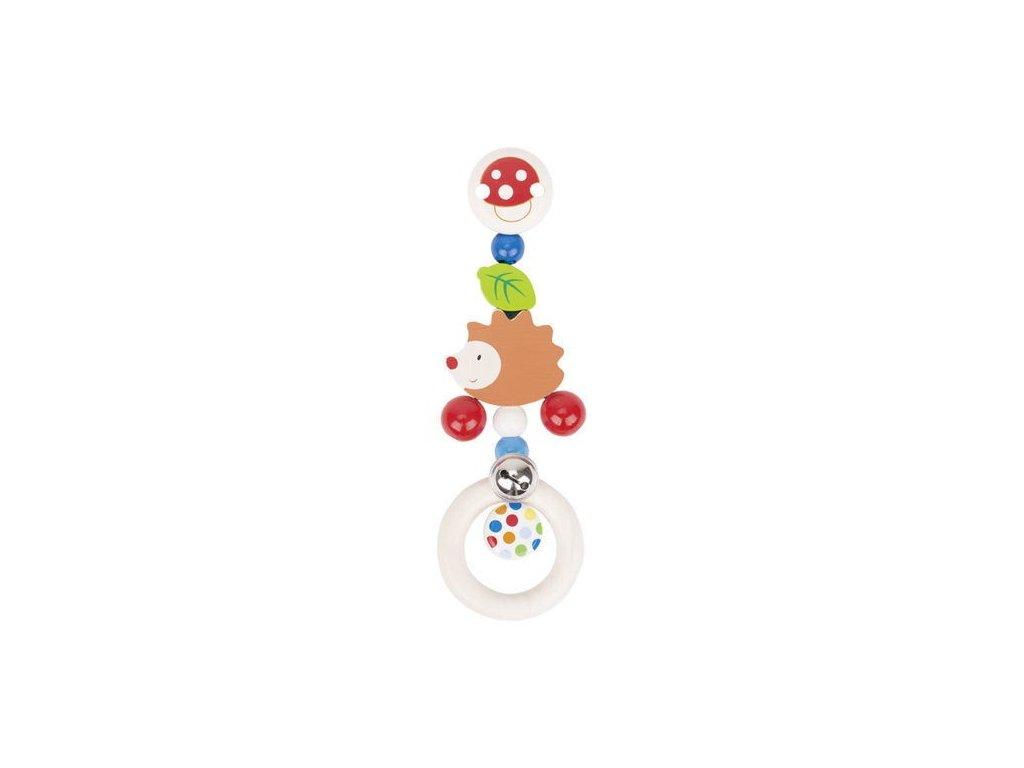 Ježek – hračka s klipem