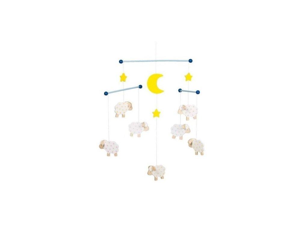 Kolotoč závěsný - Ovečky