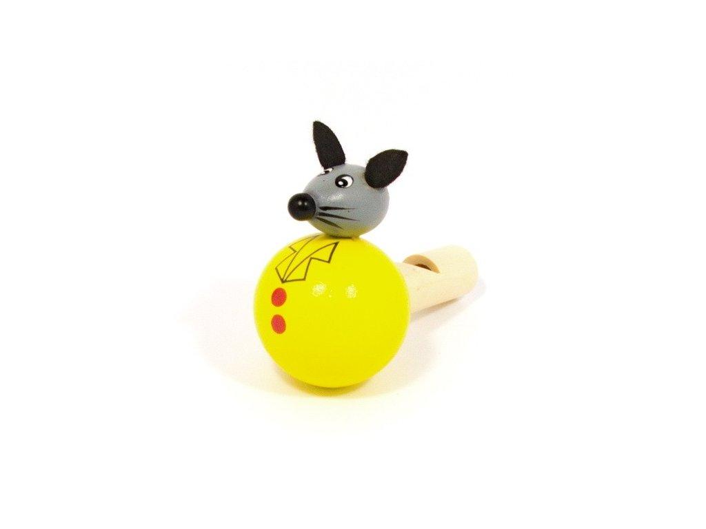 Píšťalka - Myška