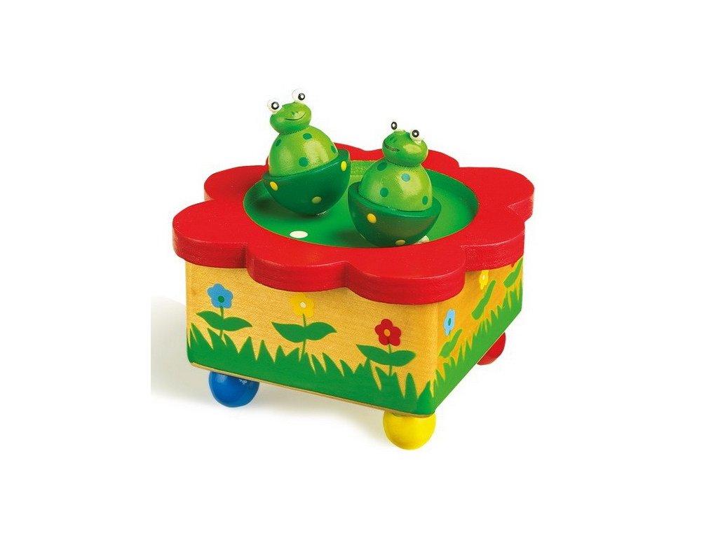 Hrací skříňka Žabinec
