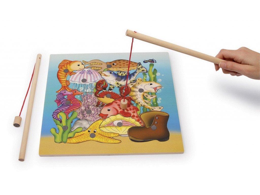 Puzzle - akvárium