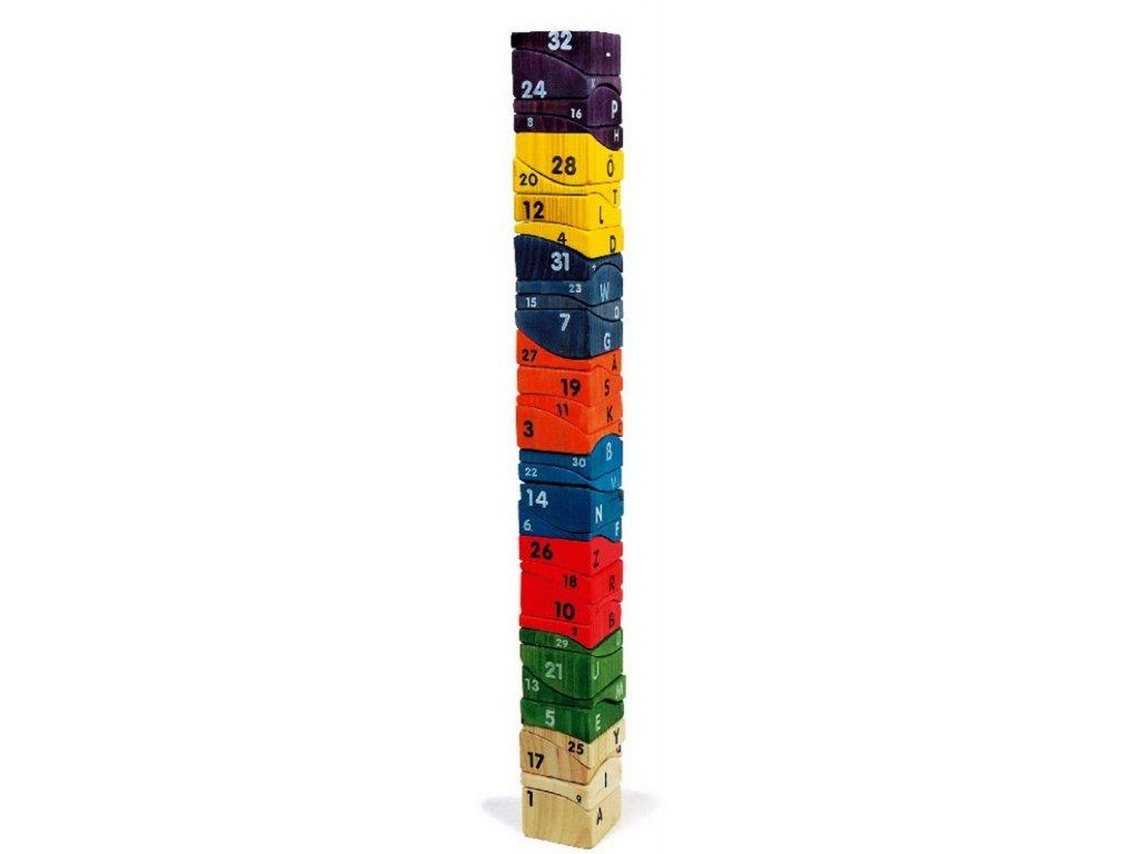 Velká věž skládací (doprodej)