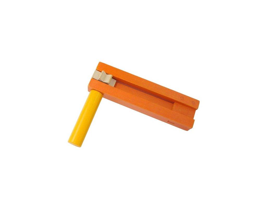 Řehtačka oranžovožlutá