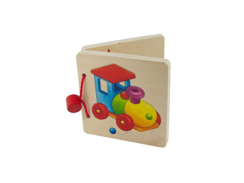 Obrázková knížka pro nejmenší – Hračky