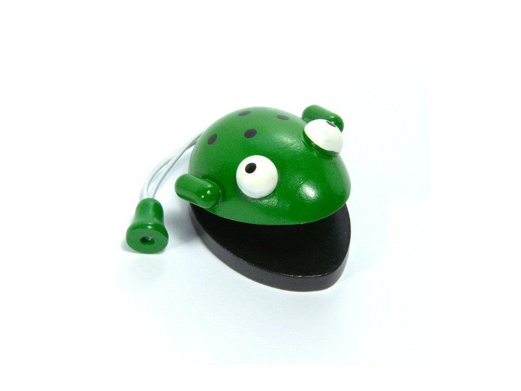 Legler  Kastaněty zvířátka – Žabka