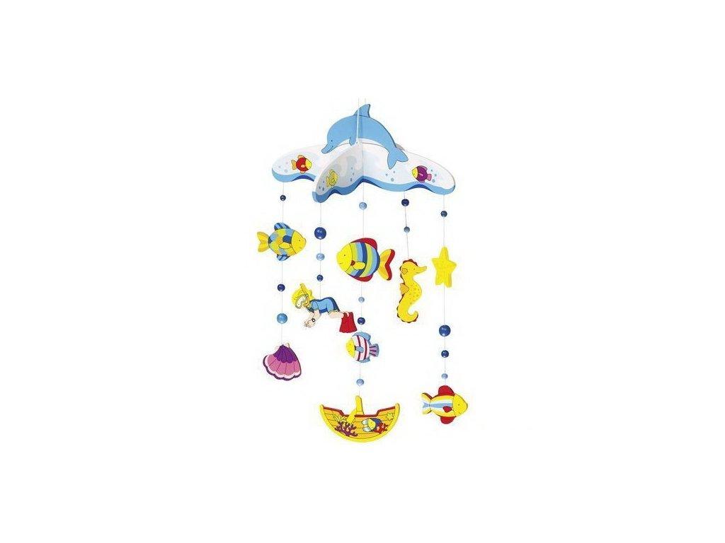 Kolotoč závěsný - Podmořský svět