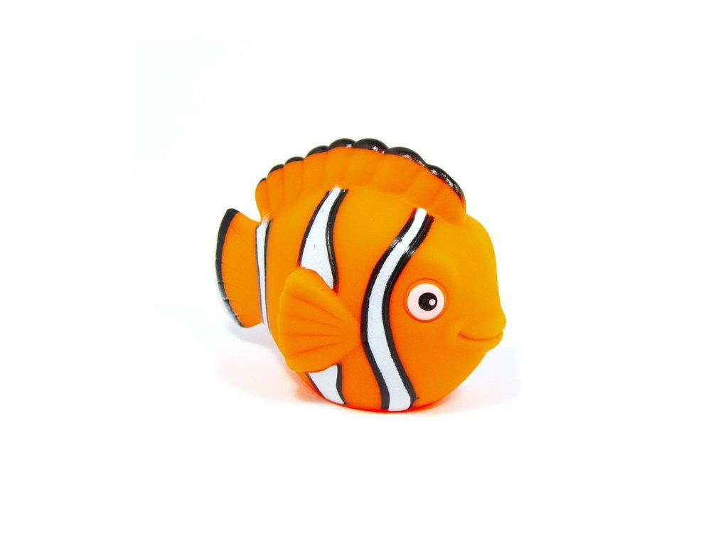 Mořské rybky do vody - oranžová rybka