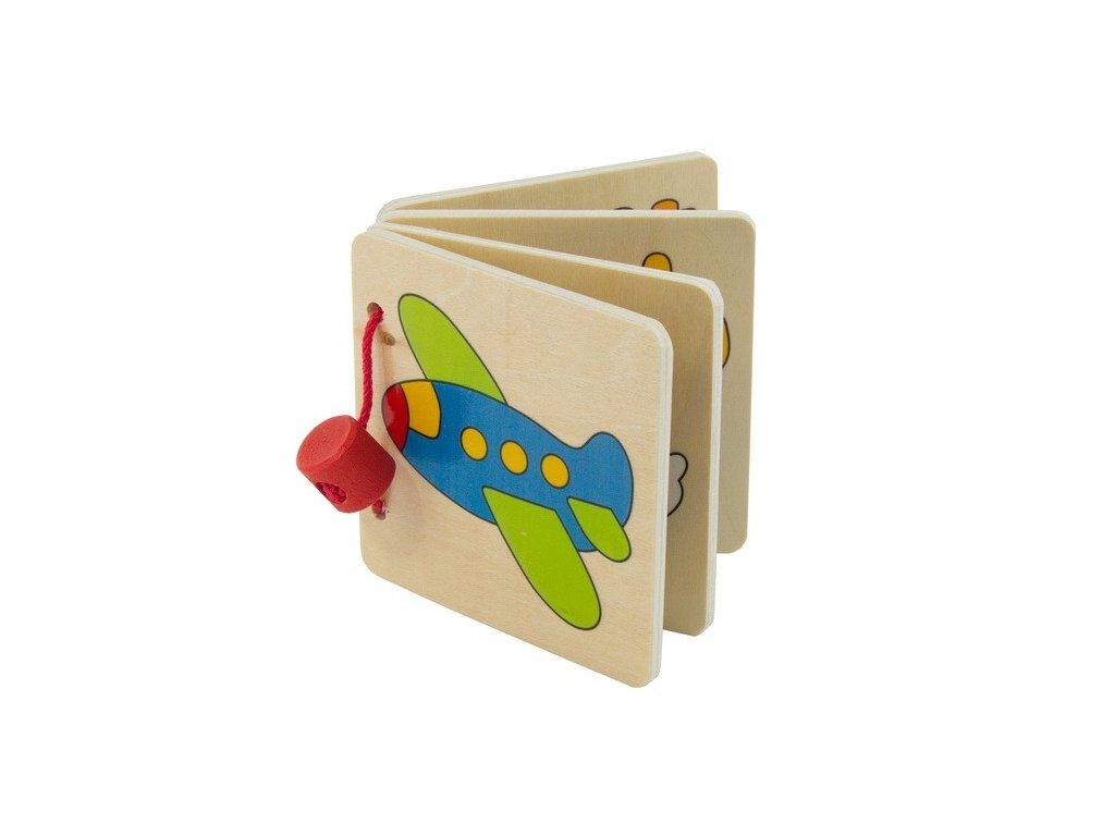 Obrázková knížka pro nejmenší – Letadlo