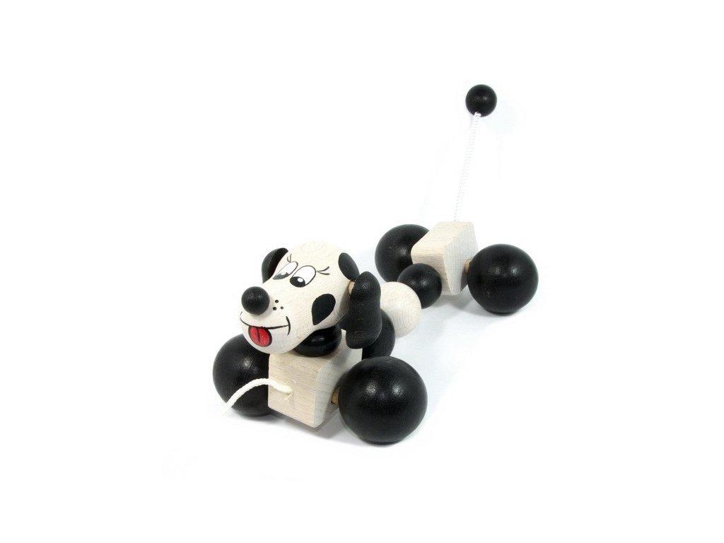 Tahací pejsek dalmatin