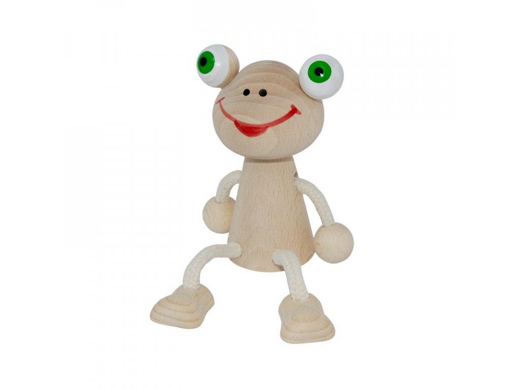 postavička žába natur