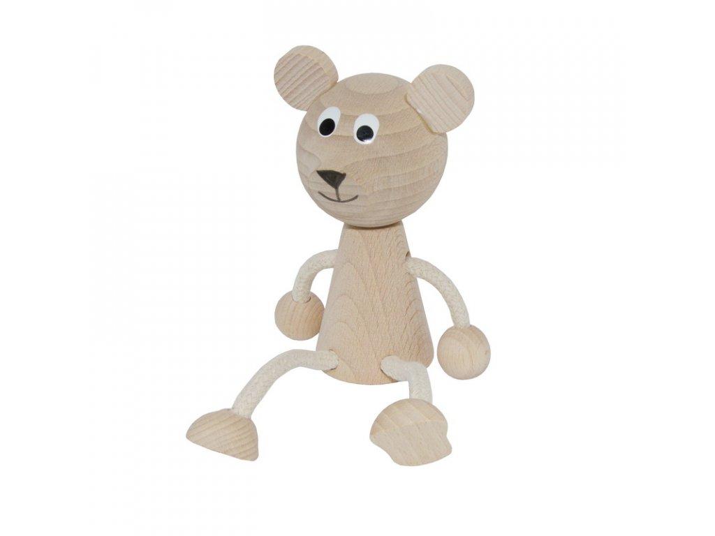 postavička medvěd natur