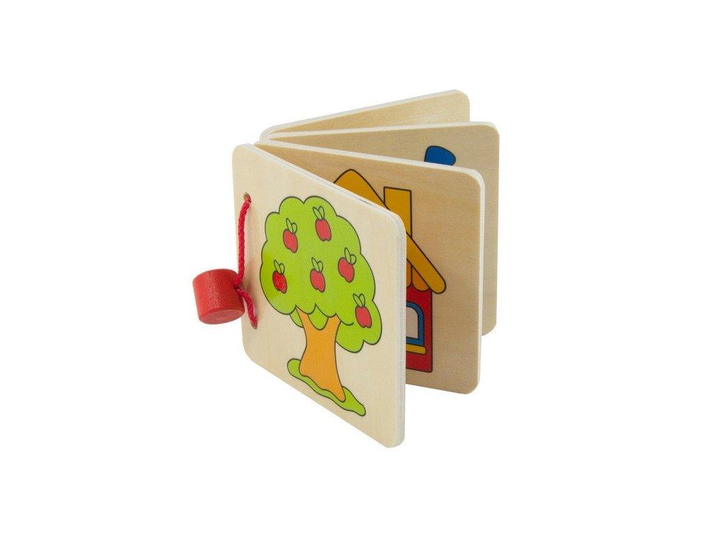 Obrázková knížka pro nejmenší – Strom