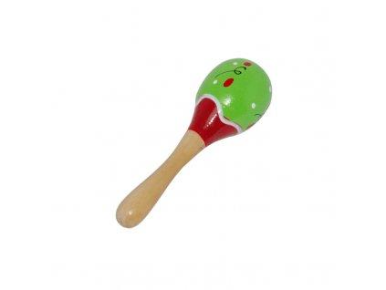 Mini rumbakoule zelená