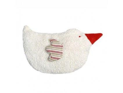 Ptáček BIO bavlna – nahřívací polštářek