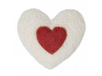 Srdce – nahřívací polštářek