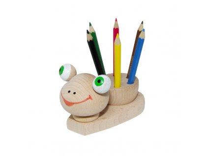 tužkovník plochý žába natur
