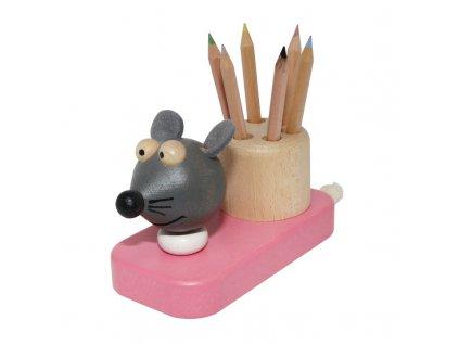 tužkovník myš růžová1