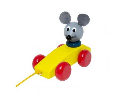 formule myš žlutá