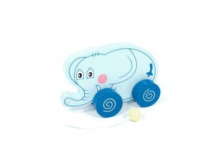 Slon na kolečkách (doprodej)