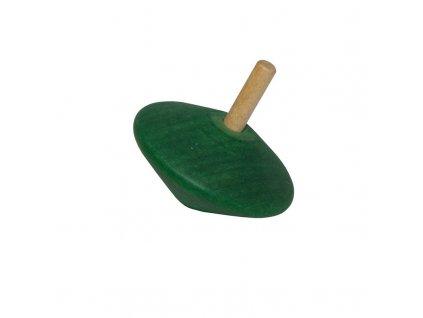 káča zelená miva