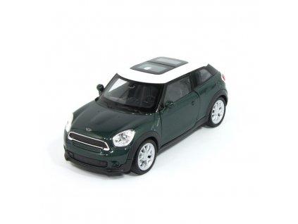 Mini Cooper S Paceman zelený - 1:34