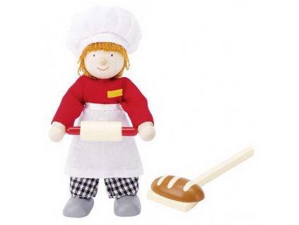 Panenka do domečku – pekař
