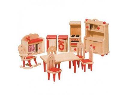 Nábytek pro panenky – kuchyň STYLOVÁ