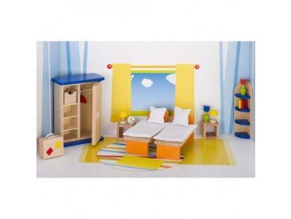Nábytek pro panenky – ložnice TREND