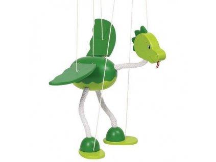 Marioneta – dinosaurus Nepomuk